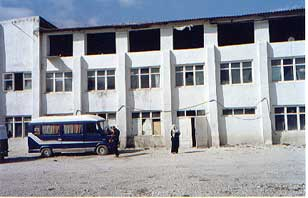 Untsukul's Islamic Institute named by Gazi Muhammad